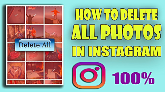 How to delete multiple instagram photos at once serie d how to delete multiple instagram photos at once ccuart Images
