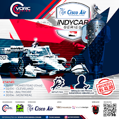Cisco Air Indycar Series