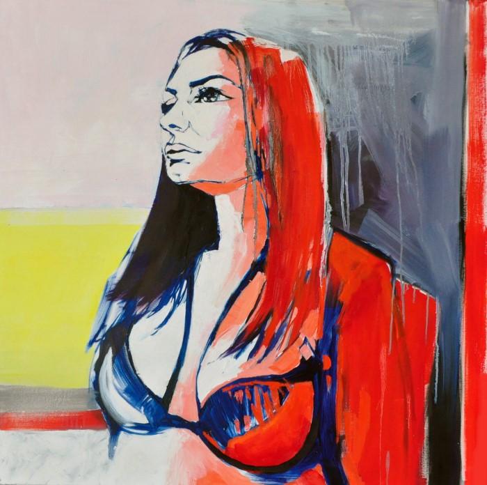 Польский художник. Joanna Pilarczyk