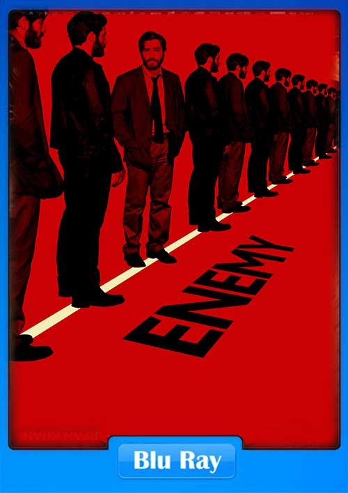 Enemy 2013 480p BRRip 250MB x264 Poster