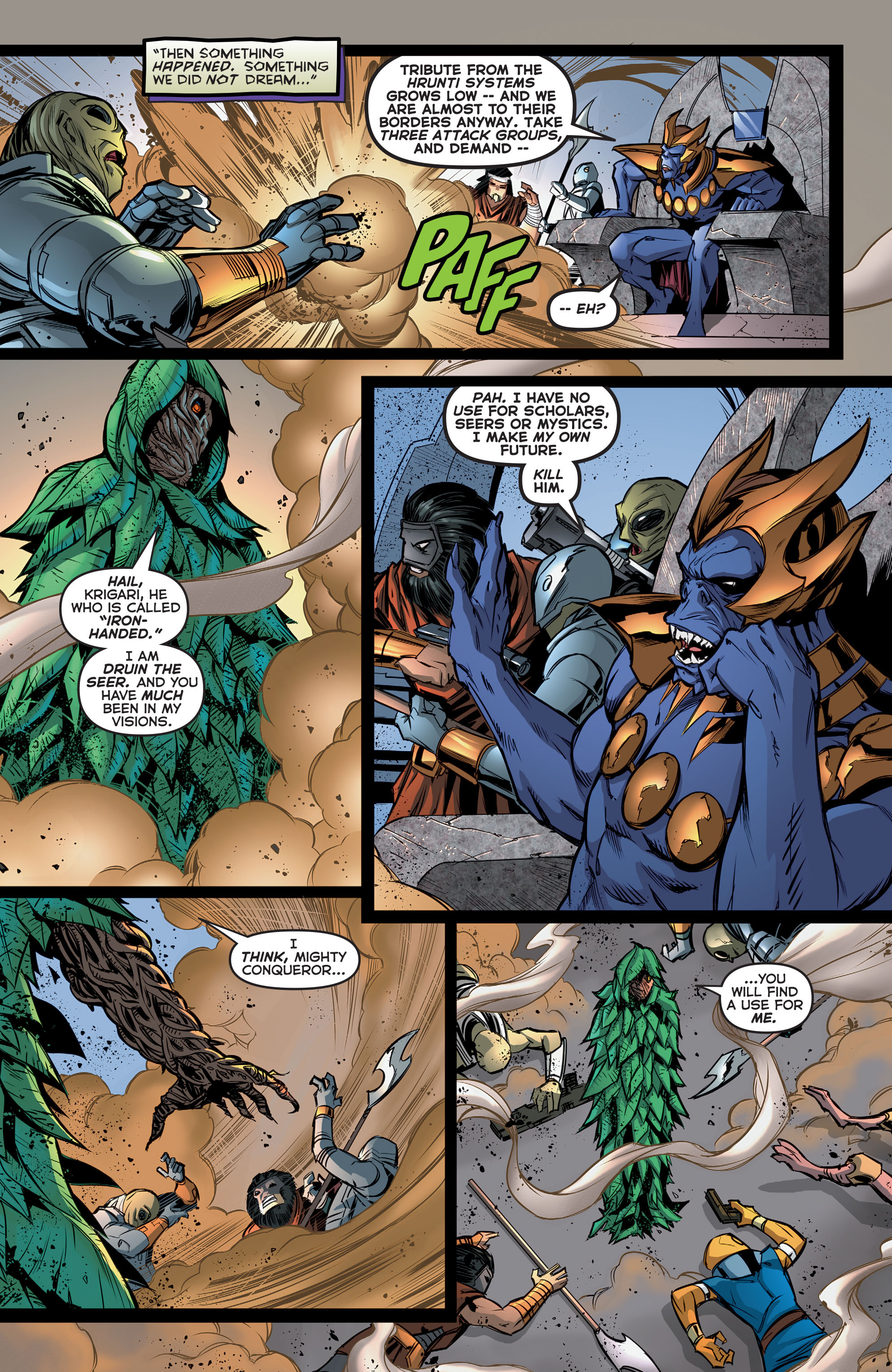 Read online Astro City comic -  Issue #17 - 11