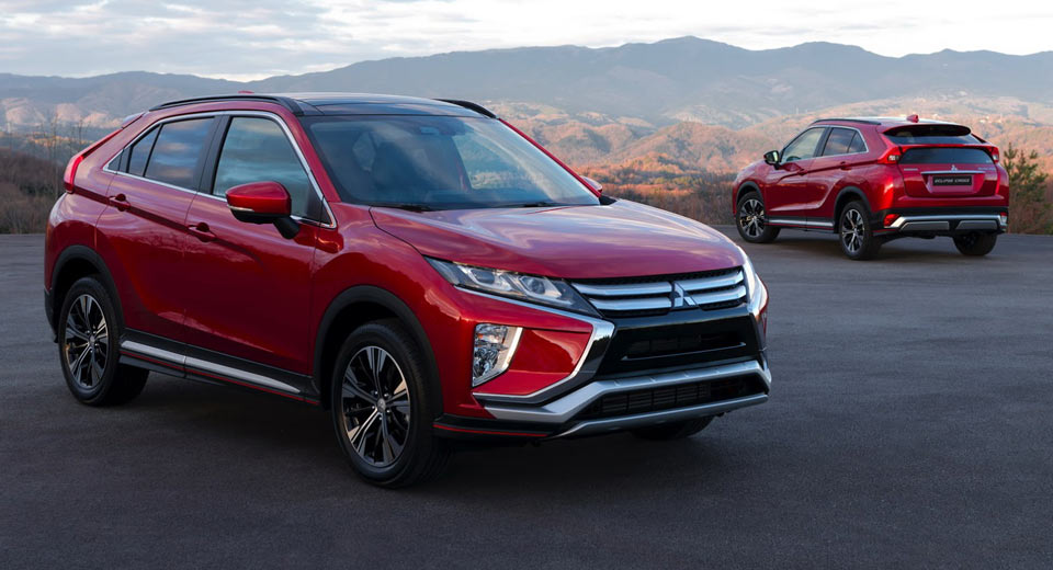 Mitsubishi Eclipse Cross Could Spawn A Family Of Models
