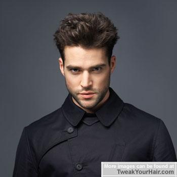 Modela tu Cabello Cortes de pelo y peinados modernos para hombre - Peinados Modernos Para Hombres