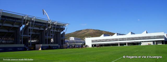 ASM-CA Stade Michelin, annexe