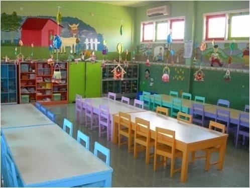 contoh gambar ruang kelas tk ruang kelas tk don bosco surabaya