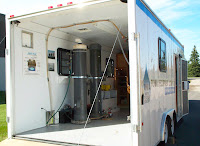 Tonka Water's Pilot Study Mobile Lab