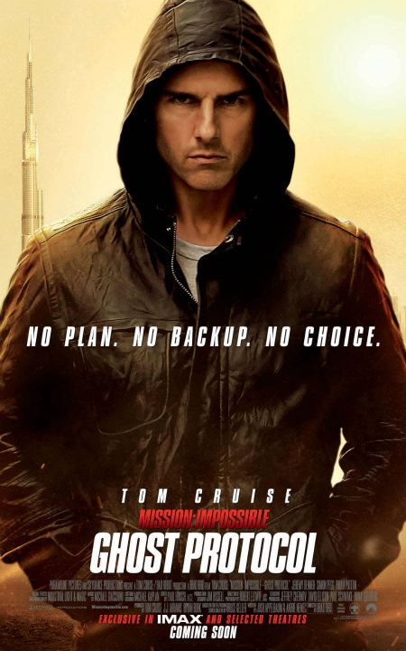 The Tagline: Mission Impossible: Ghost Protocol
