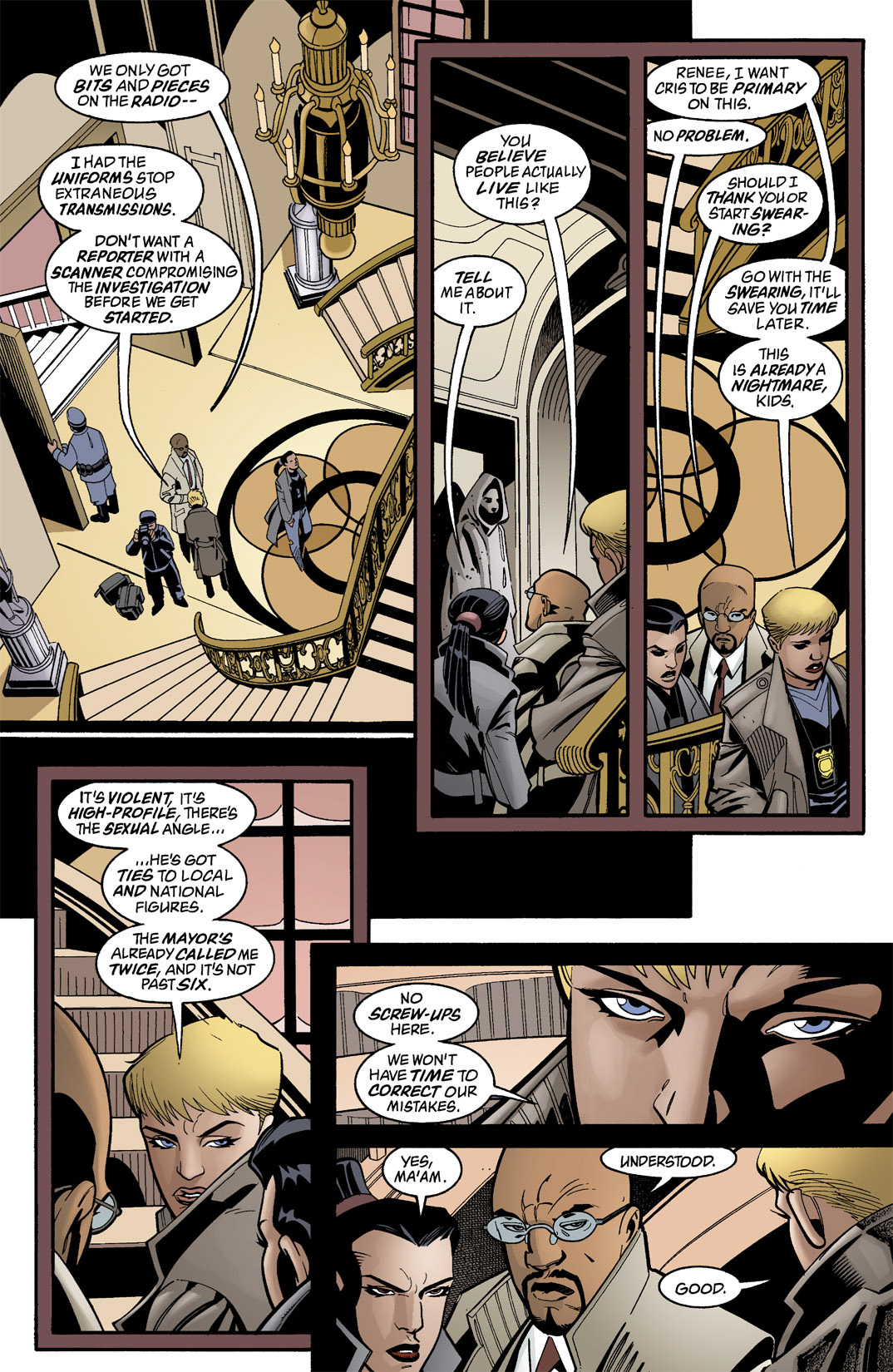Detective Comics (1937) 766 Page 3