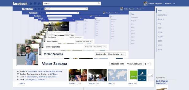 40 Timelines Criativas Para Facebook