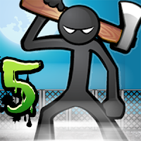 Anger of Stick 5 ( stickman ) MOD - Free Apk Download