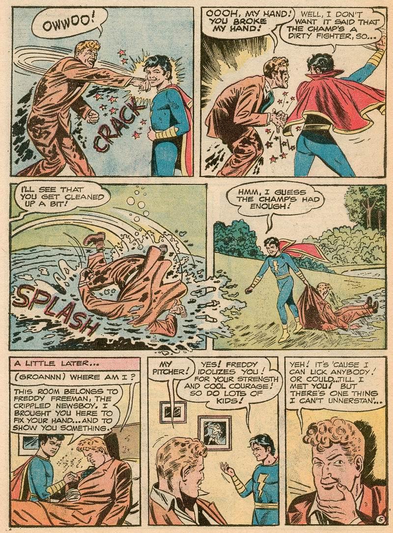 Read online Shazam! (1973) comic -  Issue #5 - 22
