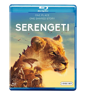 Serengeti 2019 Bluray