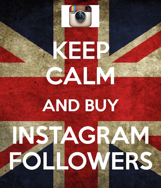 Keep Calm And Buy Instagram Followers