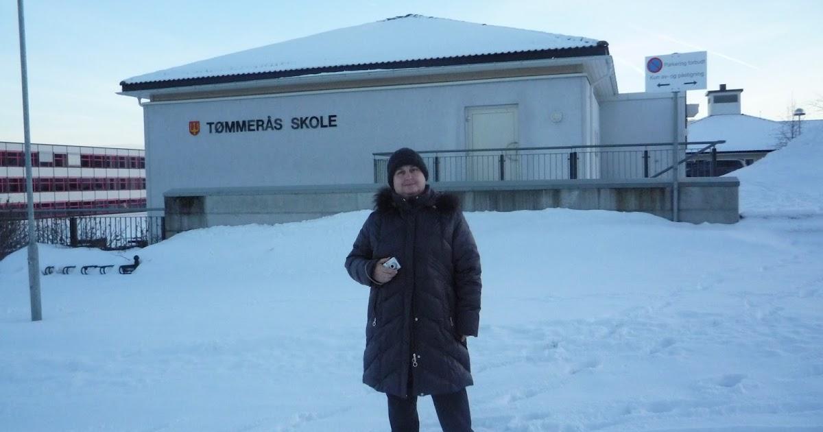 ma che bel castello: Norvegia! ...a scuola