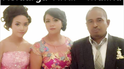 Rayakan HUT Istri Versi Ketua PRD Sulut