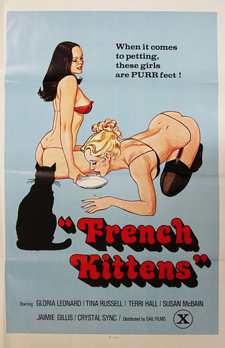 Hollywood Goes Hard AKA French Kitten 1978 Watch Online