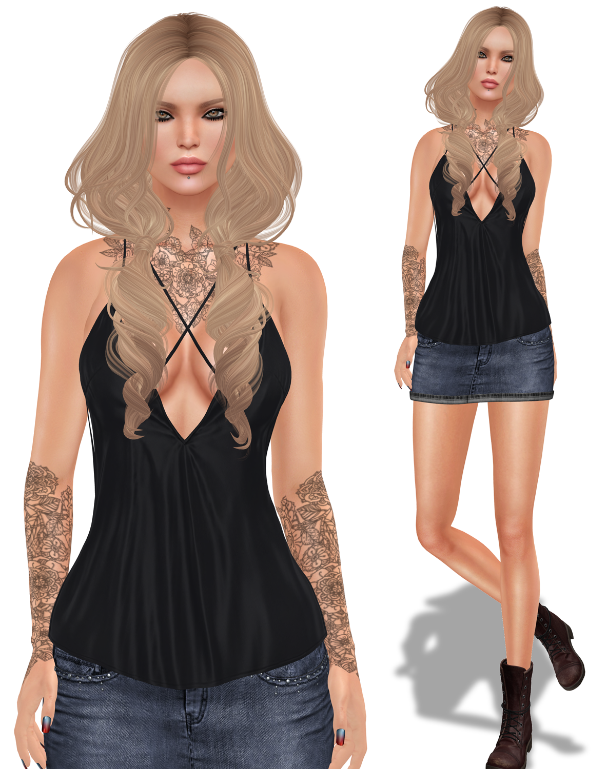 Lotd 557 Your Daily Serving Of Shopping And Style For Your Virtual Life