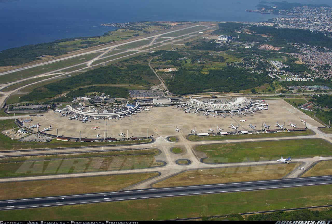 Aeroporto Rio De Janeiro : Os maiores aeroportos do brasil gigantes mundo