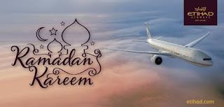 اعلان طيران الإمارات ETIHAD airlines لرمضان