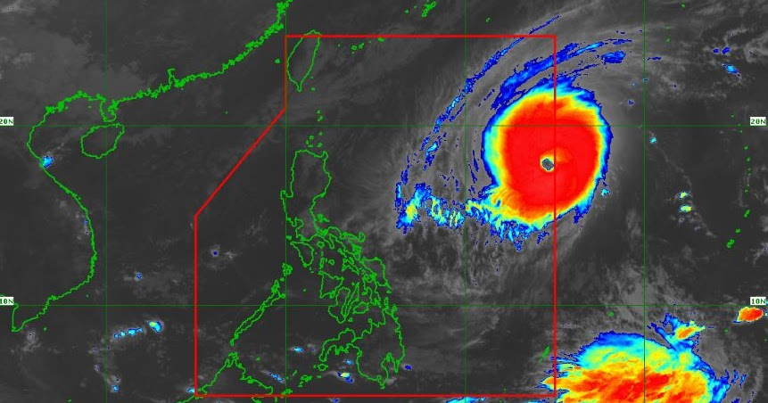Update Philippines Today Weather Pagasa Latest
