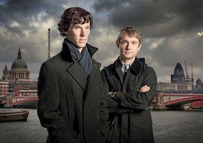 Sherlock serie
