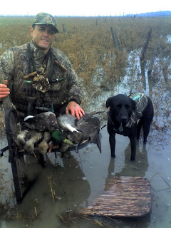 "alt=""North Texas Duck hunting"""