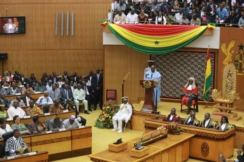 Mahama to present final state of nation address, Thursday