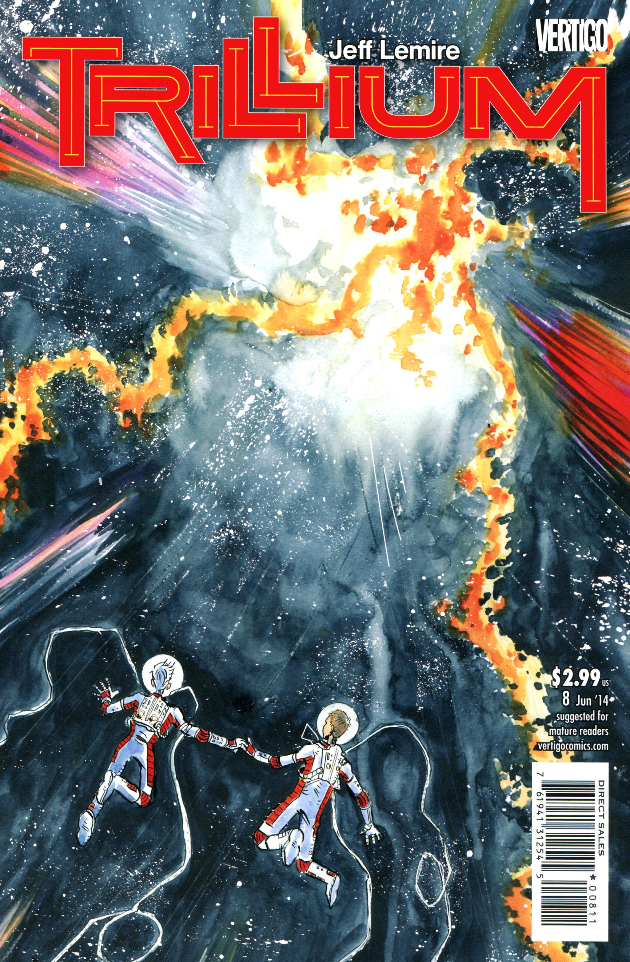 Read online Trillium comic -  Issue #8 - 1