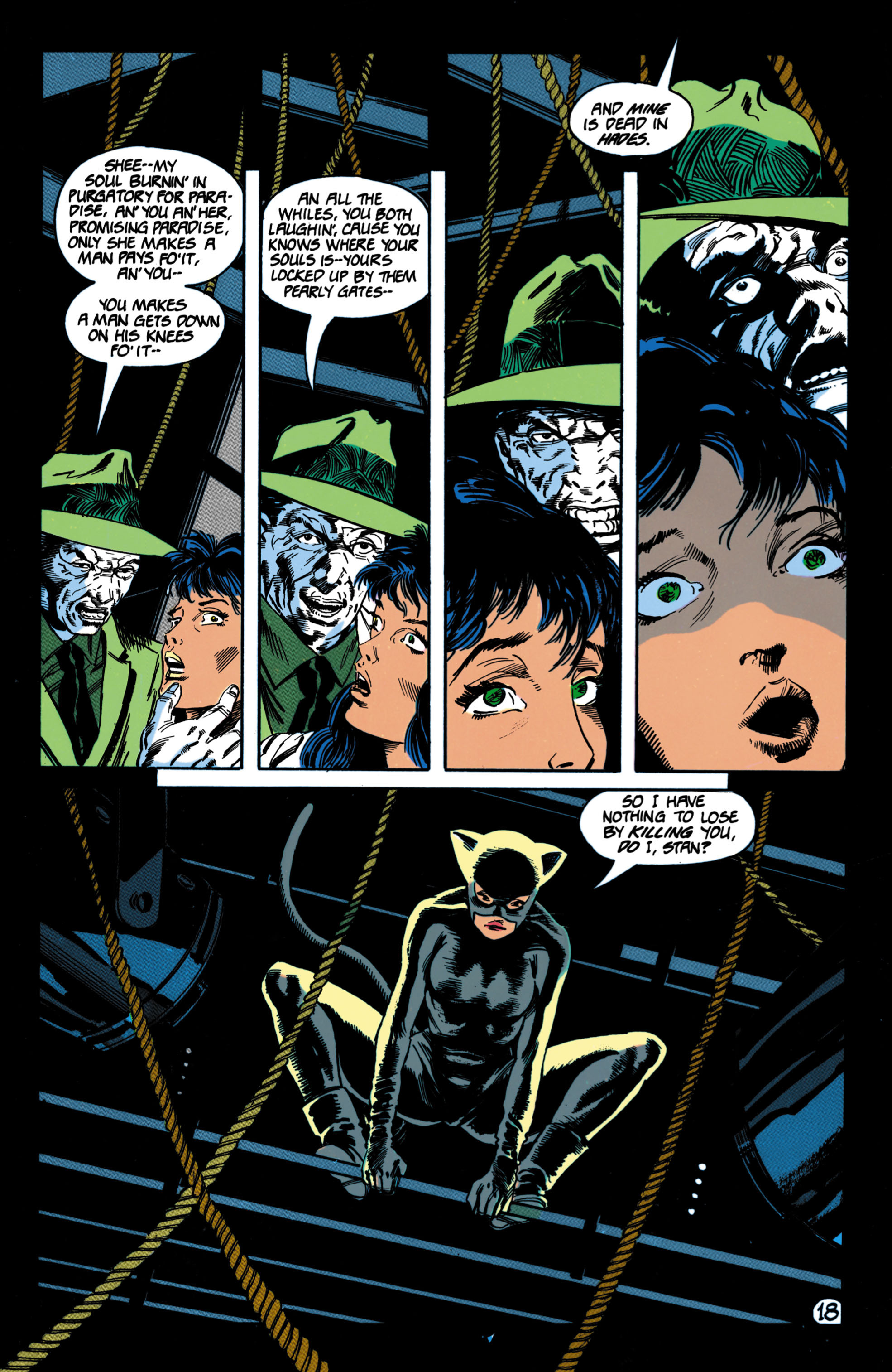 Catwoman (1989) Issue #3 #3 - English 19