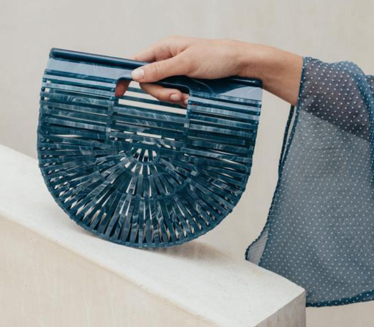 Trend Alert: Cult Gaia's Ark Basket Bag