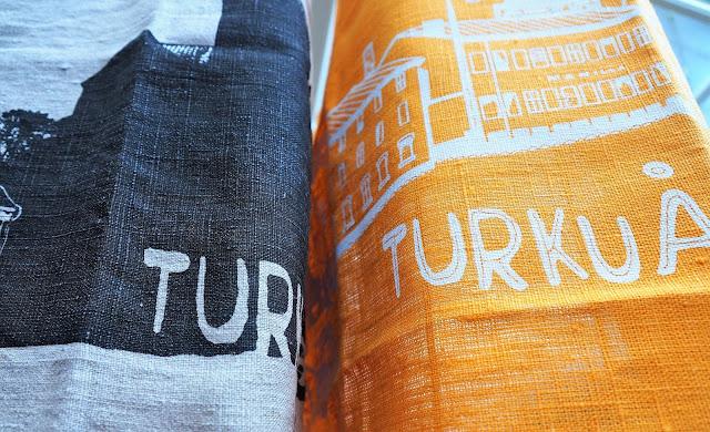 Turkupyyhe, keittiöpyyhe, KUI Design