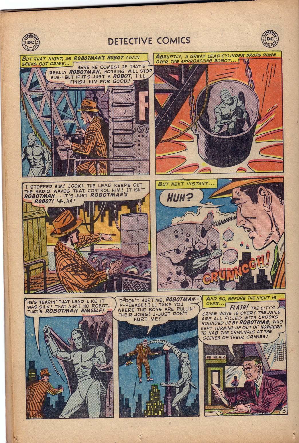 Read online Detective Comics (1937) comic -  Issue #190 - 28