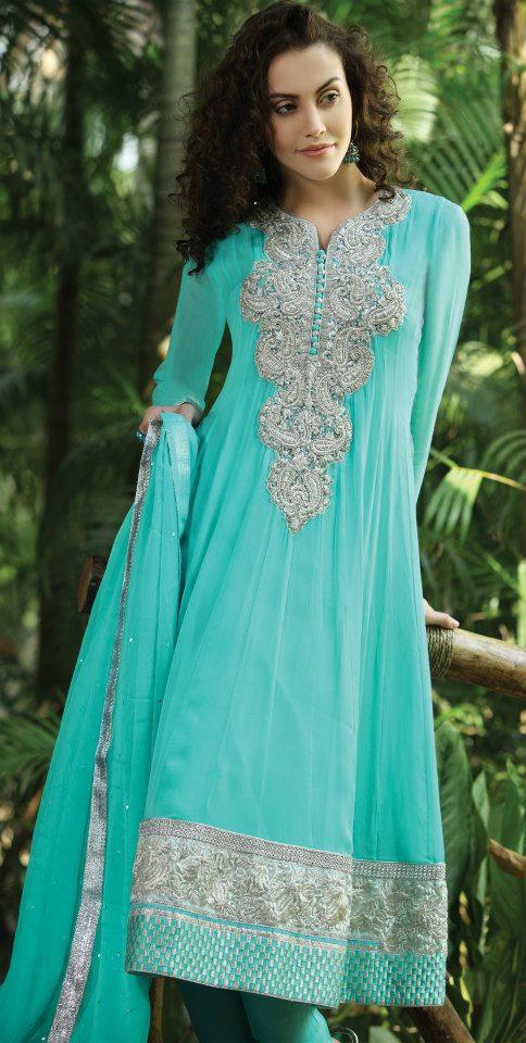 Dress Design Pakistani  Lelan