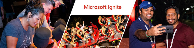 Learn about Power BI at Microsoft Ignite