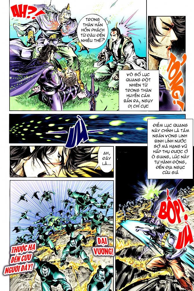 Đại Đường Uy Long chapter 44 trang 26