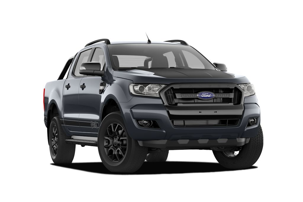 Established As A High Riding Off Road Ready Variant The FX4 Has Graced Ford Trucks In Past From North American Ranger To F 150