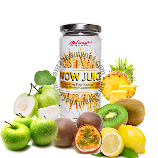 Buah-buahan Wow Juice