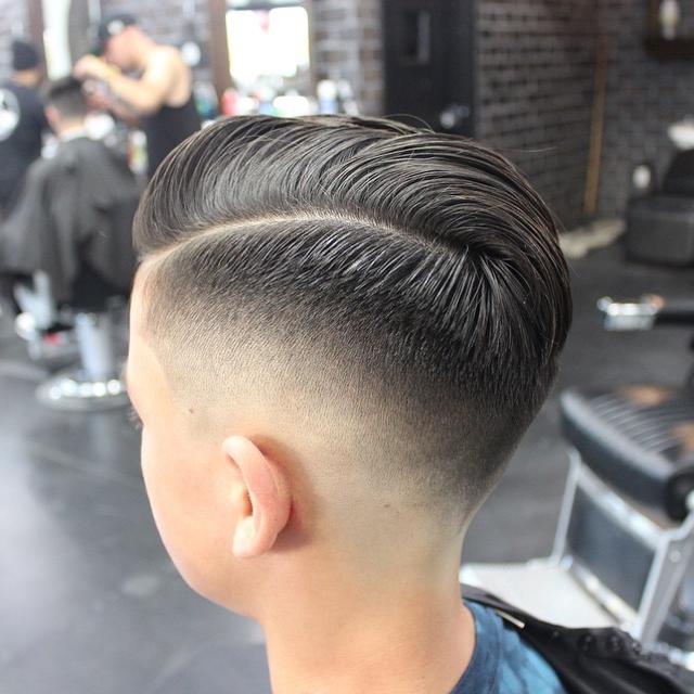 Más cautivador peinados con rayas Imagen de cortes de pelo tutoriales - Peinados: la raya bien marcada, por favor