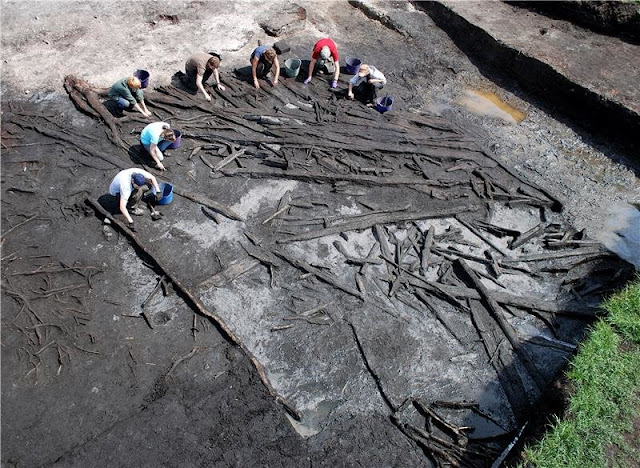 Prehistoric people resilient in the face of extreme climate events
