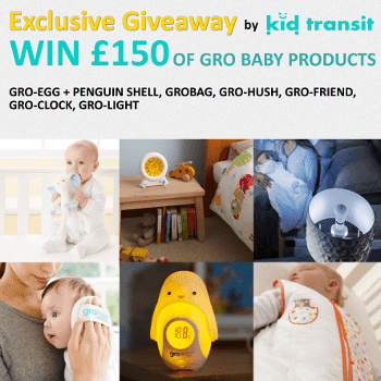 Exclusive Giveaway by Kid Transit