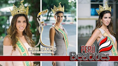 Miss Grand International 2017 | Imágenes de nuestra reina