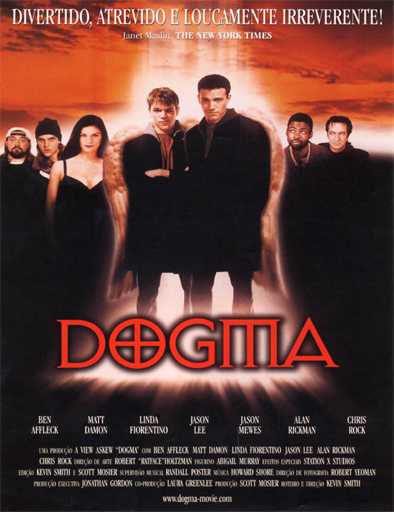 Ver Dogma (1999) Online