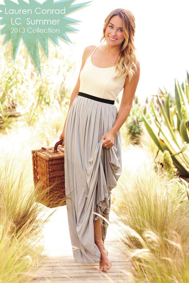 LC Lauren Conrad Summer 2013 Lookbook