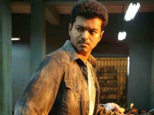 Latest news about Vijay's
