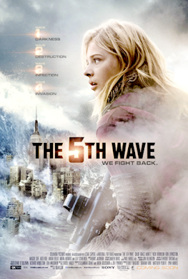 The 5th Wave (2016) HDRip 600MB Download
