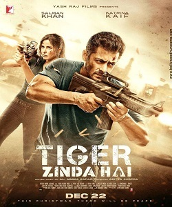 Tiger Zinda Hai Torrent 2017 HD Movie Download