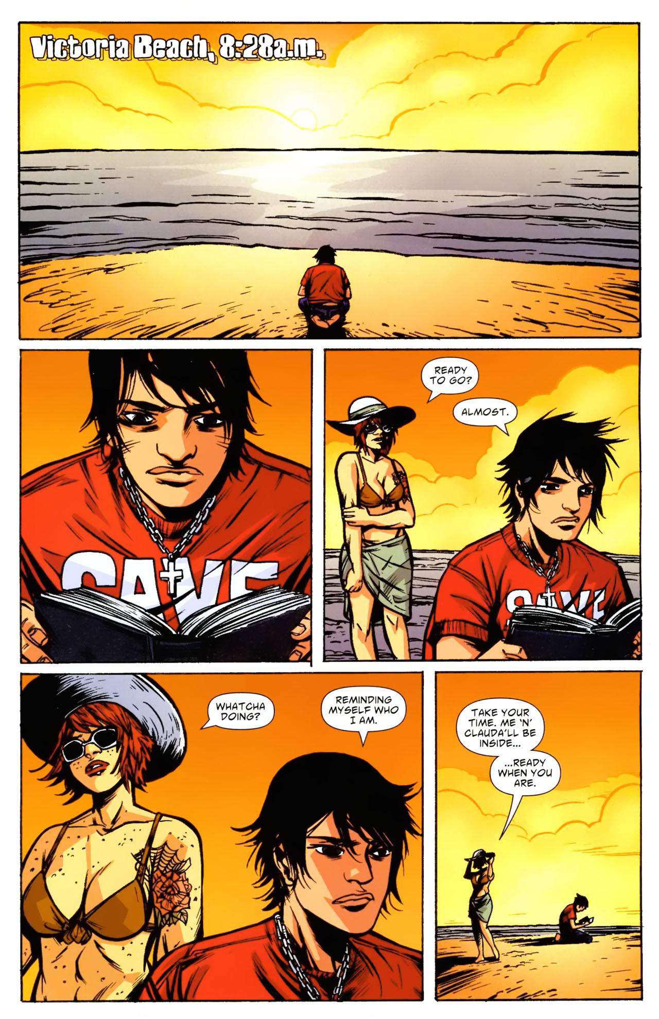 Read online American Virgin comic -  Issue #8 - 19