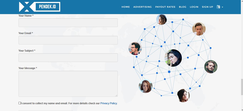 Pendek.id Menghasilkan Uang Secara Online