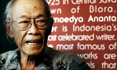 Penulis Indonesia Paling Terkenal di Dunia
