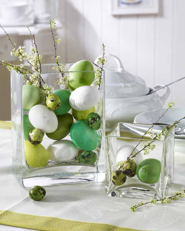 Color block by felym easter decorations come decorare - Decorare casa per pasqua ...